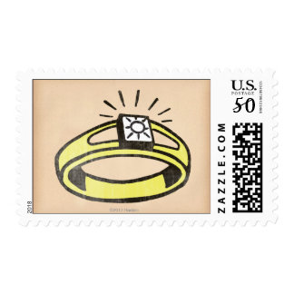 Vintage Luxury Tax Postage