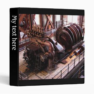 Vintage Machine Binder