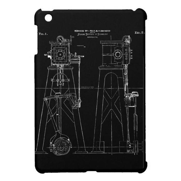 Vintage Machine iPad Mini Covers