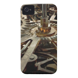VINTAGE Machinery Rotor Gear iPhone 4 Cases
