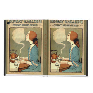 Vintage Magazine Computer Cover iPad Air Cases