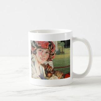 Vintage Magazine Cover Coffee Mug
