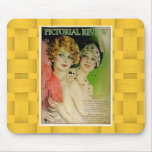 Vintage Magazine Mousepad II