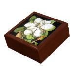 Vintage Magnolia Botanical Keepsake Boxes
