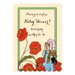Vintage mago de Oz, Dorothy Toto, fiesta de Invitación 12,7 X 17,8 Cm