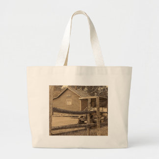 Vintage Maine Canvas Bag