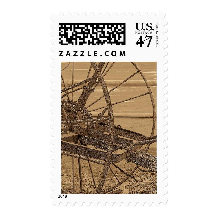 Vintage Maine Stamp