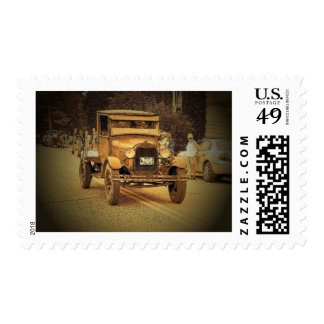 Vintage Maine Timbres Postales