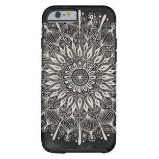 """Vintage Mandala""- iPhone 6 case"