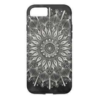 """Vintage Mandala""- iPhone 7 case"