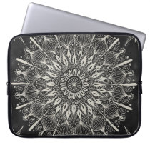 """Vintage Mandala""- Laptop Sleeve"
