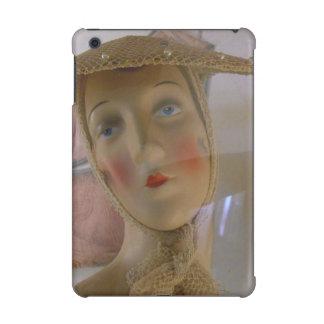 Vintage Mannequin Head iPad Mini Retina Covers