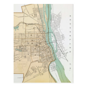 Albany Ny Map Gifts on Zazzle