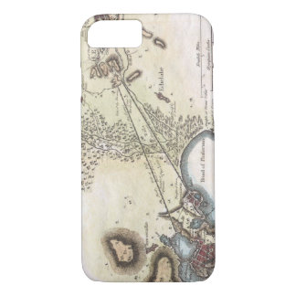 Vintage Map of Athens (1784) iPhone 7 Case