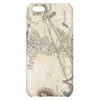 Vintage Map of Athens (1784) Case For iPhone 5C