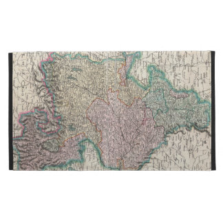 Vintage Map of Bavaria Germany (1799) iPad Folio Cover