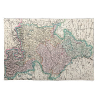 Vintage Map of Bavaria Germany 1799 Placemat