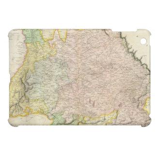 Vintage Map of Bavaria Germany (1814) iPad Mini Cover