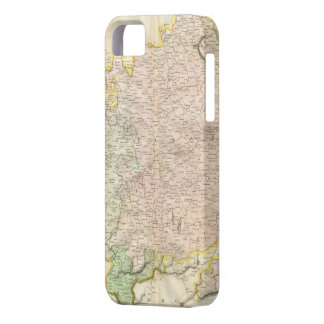 Vintage Map of Bavaria Germany (1814) iPhone SE/5/5s Case