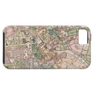 Vintage Map of Berlin (1811) iPhone SE/5/5s Case