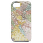 Vintage Map of Berlin (1846) iPhone 5 Cases