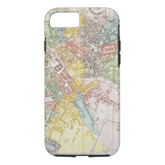 Vintage Map of Berlin (1846) iPhone 8/7 Case