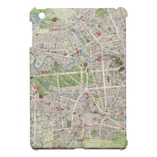 Vintage Map of Berlin Germany (1905) Cover For The iPad Mini