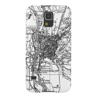 Vintage Map of Cairo Egypt (1911) Case For Galaxy S5