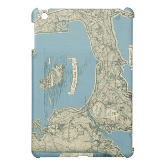 Vintage Map of Cape Cod (1945) Case For The iPad Mini