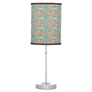 Vintage Map of Cape Cod (1945) Lamp