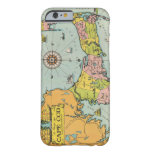 Vintage Map of Cape Cod iPhone 6 Case