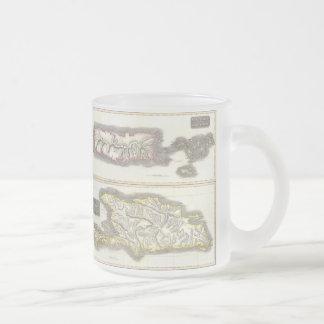 Vintage Map of Caribbean Islands (1815) Coffee Mug