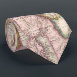 """Vintage Map of Chile (1818) Tie<br><div class=""""desc"""">This is a vintage map of Chile produced in 1818.</div>"""