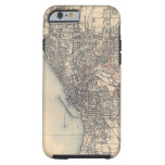 Vintage Map of Cleveland (1904) iPhone 6 Case