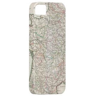 Vintage Map of France (1850) iPhone SE/5/5s Case