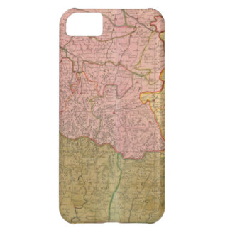 Vintage Map of France iPhone 5C Case