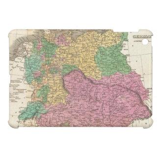 Vintage Map of Germany (1827) iPad Mini Covers