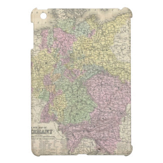Vintage Map of Germany (1853) Case For The iPad Mini
