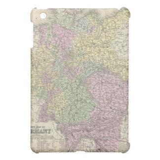 Vintage Map of Germany (1853) iPad Mini Case