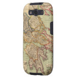 Vintage Map of Greece (1903) Samsung Galaxy SIII Covers