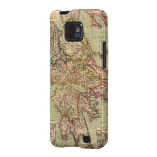 Vintage Map of Greece (1903) Samsung Galaxy S2 Cover
