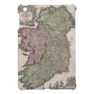 Vintage Map of Ireland (1716) iPad Mini Covers