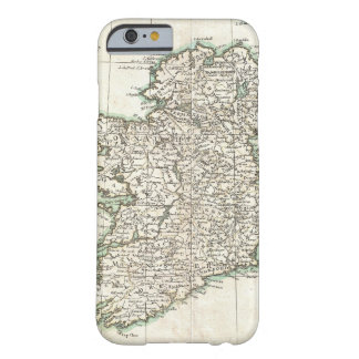 Vintage Map of Ireland (1771) Barely There iPhone 6 Case