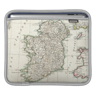 Vintage Map of Ireland (1771) Sleeve For iPads