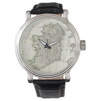 Vintage Map of Ireland (1771) Wristwatch