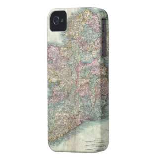 Vintage Map of Ireland (1799) iPhone 4 Cases