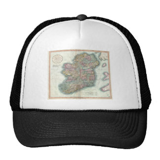 Vintage Map of Ireland (1799) Trucker Hat