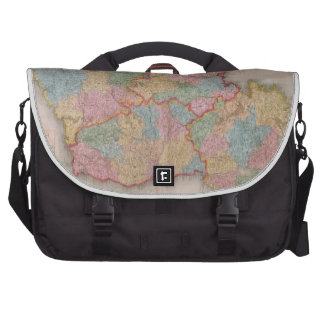 Vintage Map of Ireland (1835) Laptop Bags