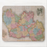 Vintage Map of Ireland (1835) Mouse Pad