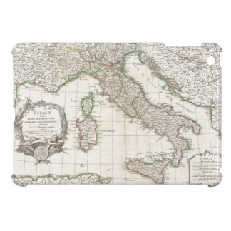 Vintage Map of Italy (1770) Cover For The iPad Mini